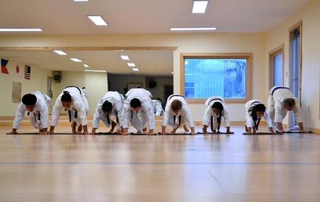 Soji no jikan (Cleaning of School Floor)