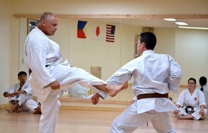 Kumite (Sparring)